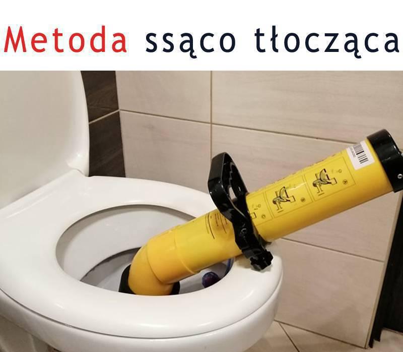 przepychanie wc Częstochowa